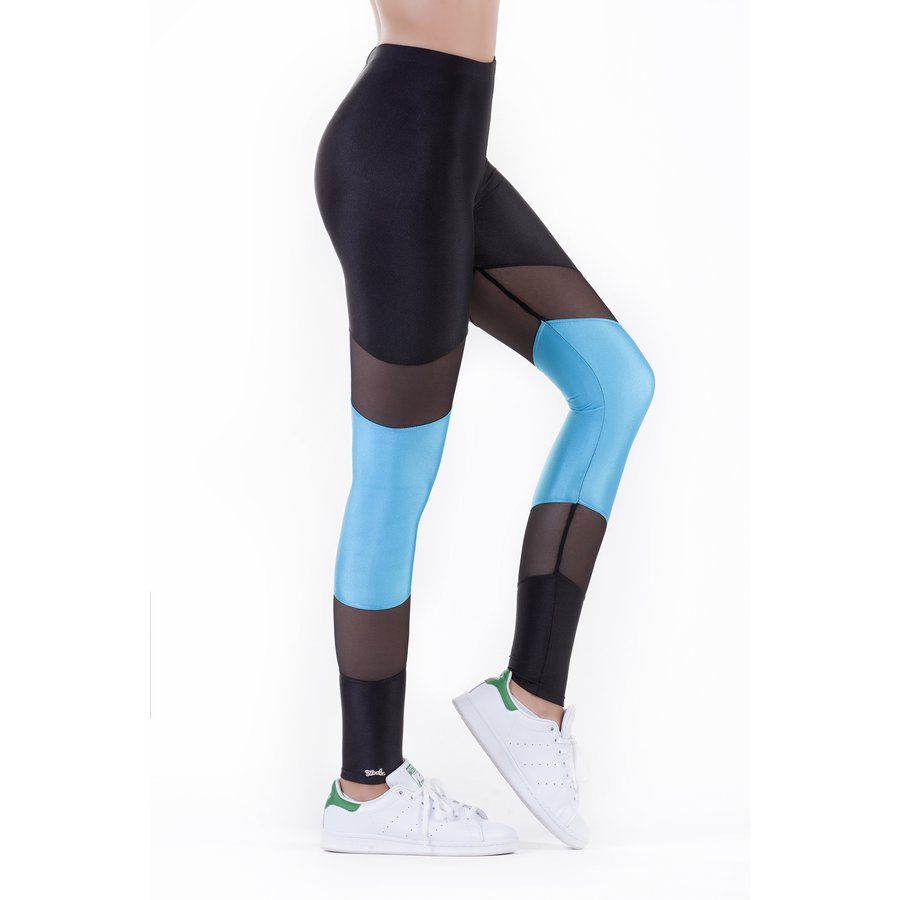 Beyond Fitness Leggings: Black Leggings / Beyond Fitness Series